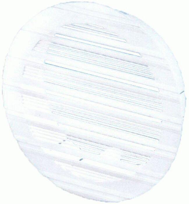 Решетка вентиляционная DOSPEL BELLA 100B приточно-вытяжная, круглая 16