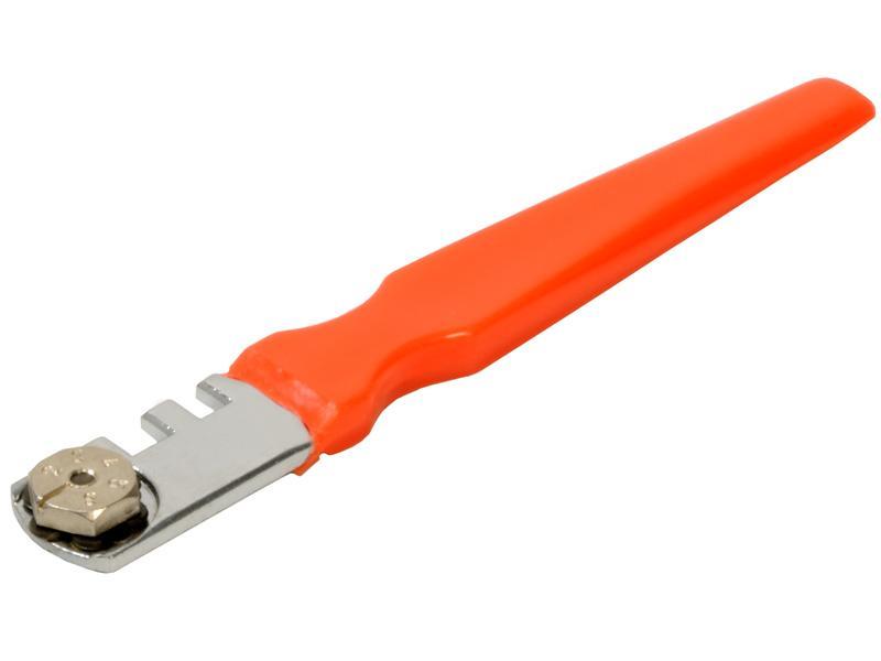 Стеклорез 6 роликов U.S.Pex, пластиковая ручка