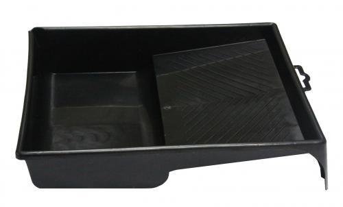 Ванна для краски  COLOR-EXPERT 15х32см, пластик черная