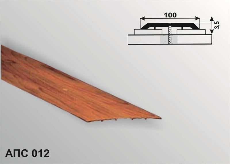 Профиль декоративный АПС 012 1800-19