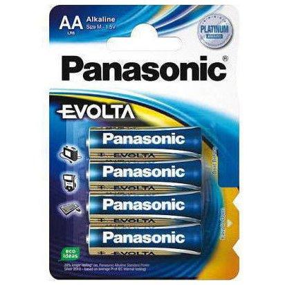 Батарейка  PANASONIC LR6 (АА)  Evollta  1,5В 2шт