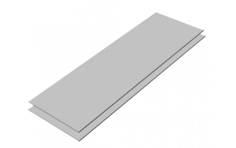 Лист ГВЛВ элемент пола КНАУФ 20х600х1200мм