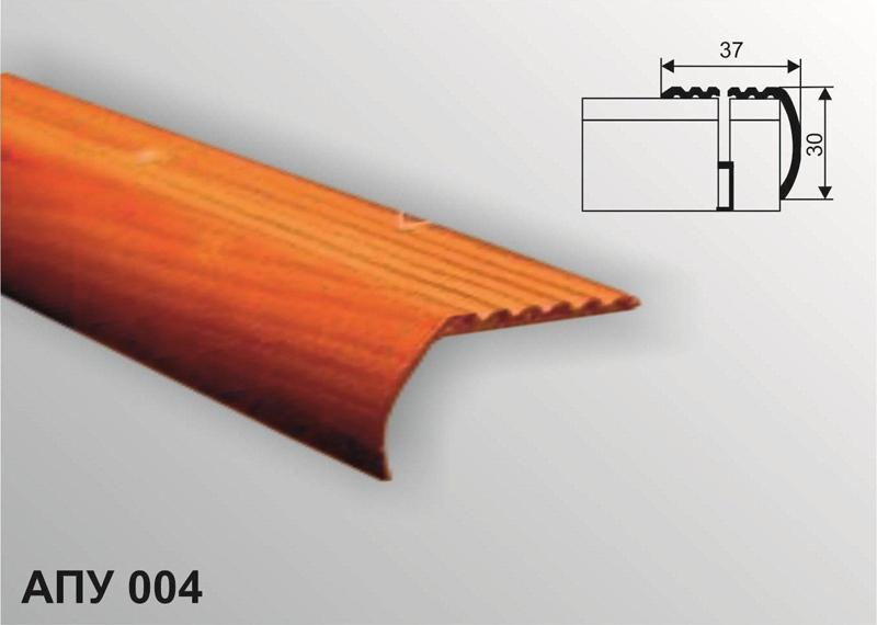 Профиль декоративный АПУ 004 1800-25