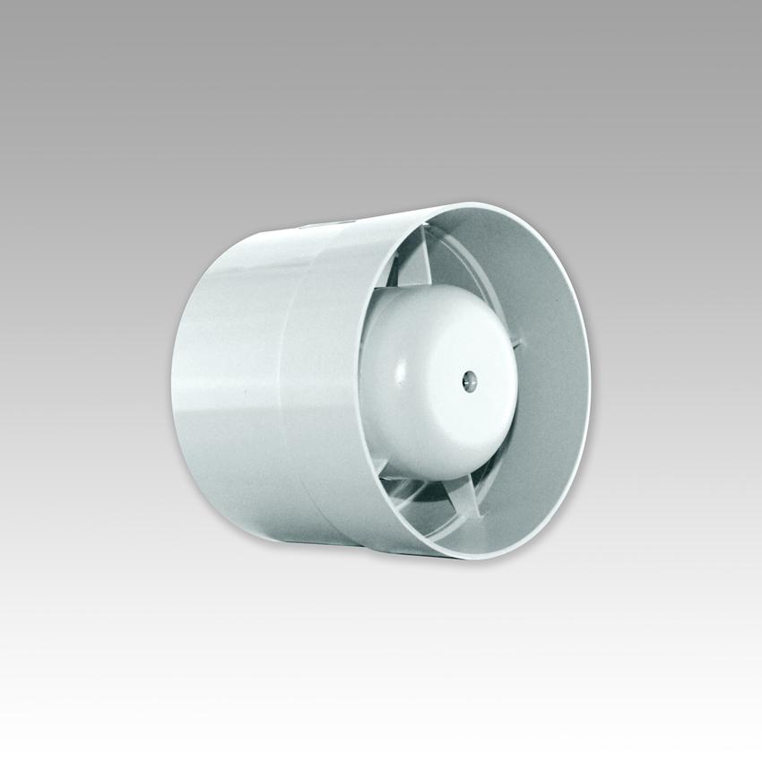 Вентилятор ERA PROFIT 4, осевой канальный, приточно-вытяжной, 100мм