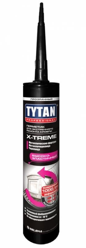 Герметик Tytan Professional Х-treme для Экстренного Ремонта Кровли, пр