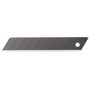 Лезвие OLFA BLACK MAX особо острое, 18мм, 10шт