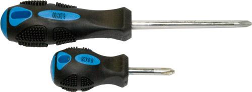 Отвертка 888 CrV двухкомпонентная ручка РН2х38 мм