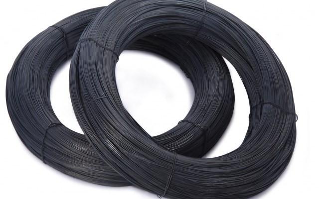 Проволока низкоуглеродистая термически обработанная (вязальная), 1,2 м