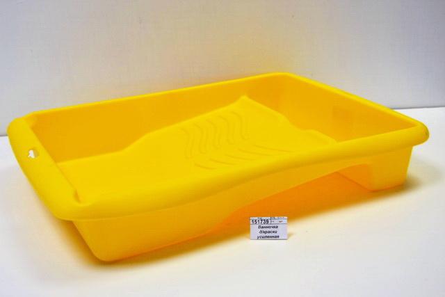 Ванночка для краски DECOR усиленная 440х320мм