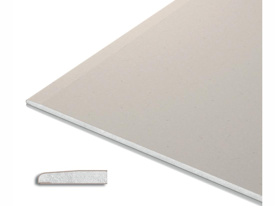 KNAUF-лист гипсокартонный (ГКЛ) 2500х1200х12,5 мм
