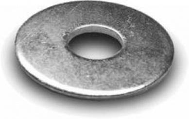 Шайба плоская увеличенная DIN 9021, М6