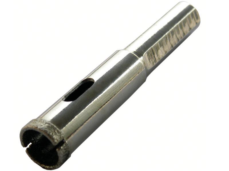 Коронка FIT алмазная кольцевая для керамогранитамрамора, 6мм