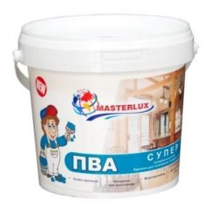 Клей ПВА Мастерлюкс Супер 2,4 кг