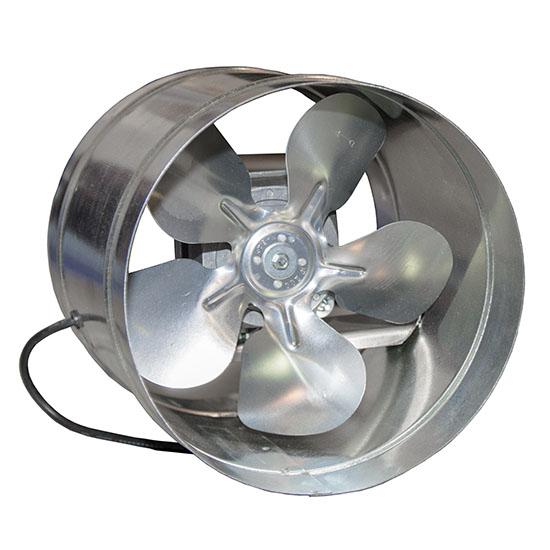 Вентилятор Ванвент ВКО 250 осевой в канале на Q моторах ebmpapst, 1070