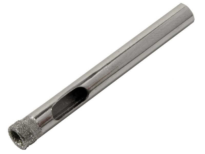 Сверло кольцевое U.S.Pex алмазное, для стекла и кафеля 6мм